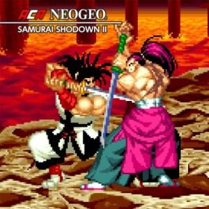 Nintendo eShop Downloads Europe ACA NeoGeo Samurai Shodown II