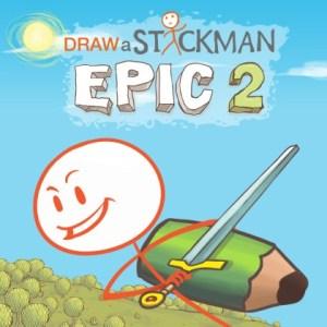 Nintendo eShop Downloads Europe Draw a Stickman Epic 2