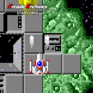 Nintendo eShop Downloads Europe Arcade Archives Star Force