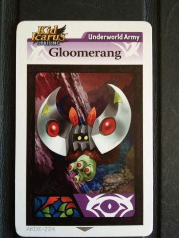 Kid Icarus Uprising AR Card Photos Nintendo Everything