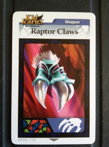 Kid Icarus Uprising AR Card Photos Round 2 Nintendo Everything