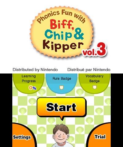 Phonics Fun With Biff Chip Amp Kipper Archives Nintendo