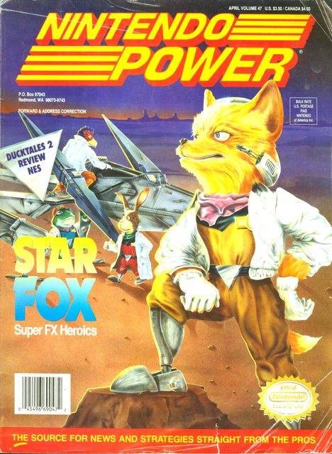 Nugget Of The Day Star Fox Had Metal Legs Nintendo