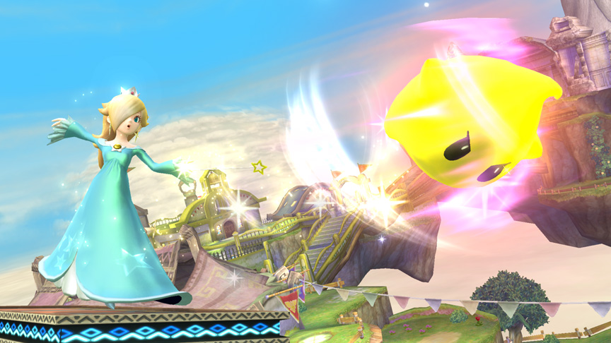 Super Smash Bros For Wii U Screenshot 12114
