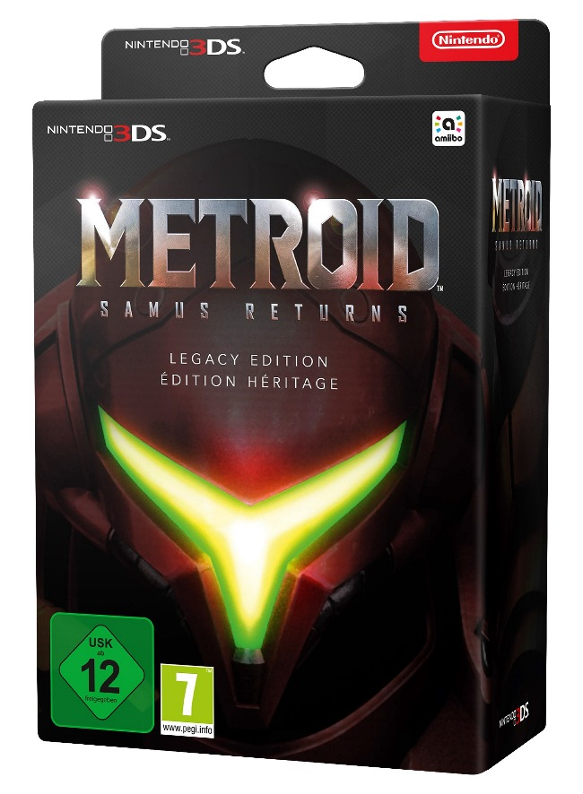 Another Look At The European Metroid Samus Returns Legacy