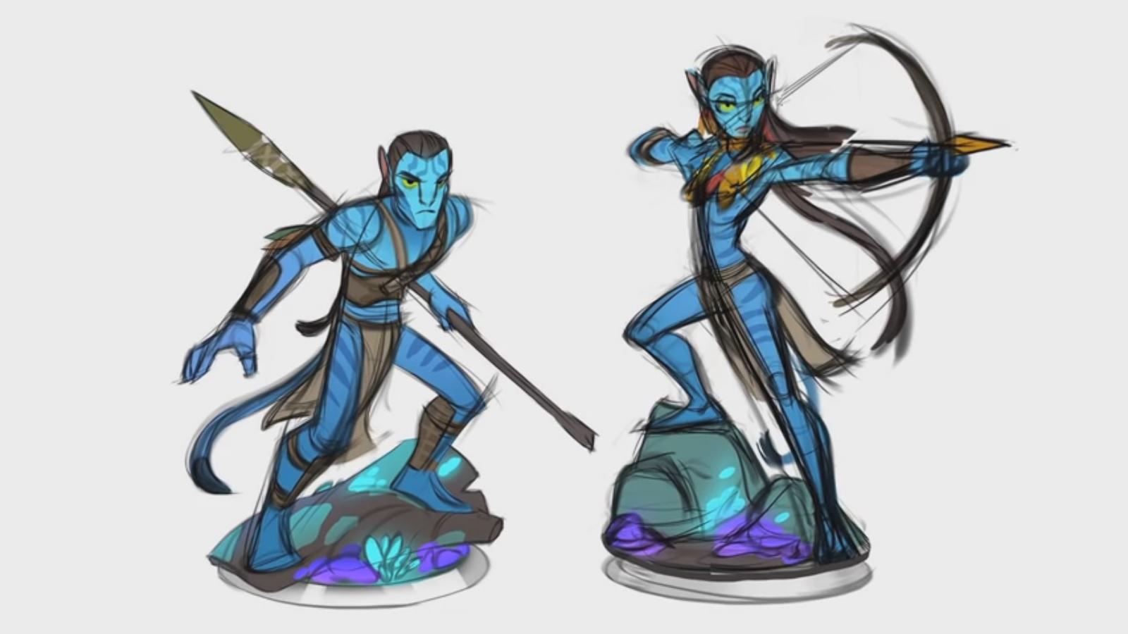 More Scrapped Disney Infinity 30 Figures Peter Pan
