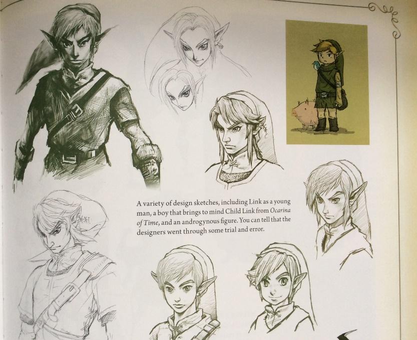 Nintendo Considered Making Link 25 30 Years Old In Zelda Twilight Princess Wolf Link Design Talk Nintendo Everything