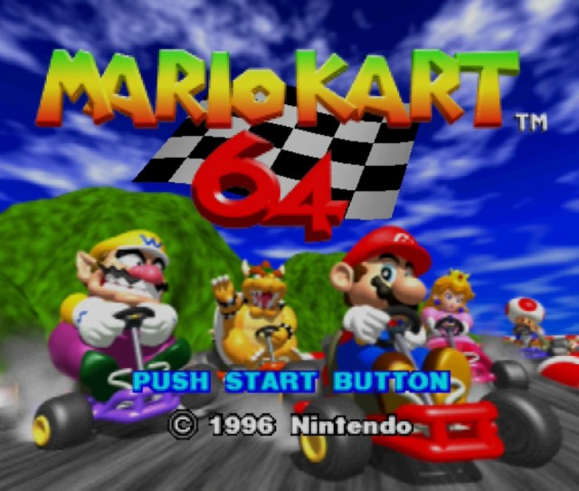 Japanese Mario Kart 64 Super Mario 64 Ds Final Fantasy I Ii Wii U Vc Trailers
