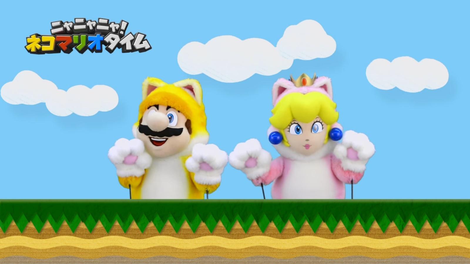 Nyannyan Neko Mario Time Episode 90 Nintendo Everything