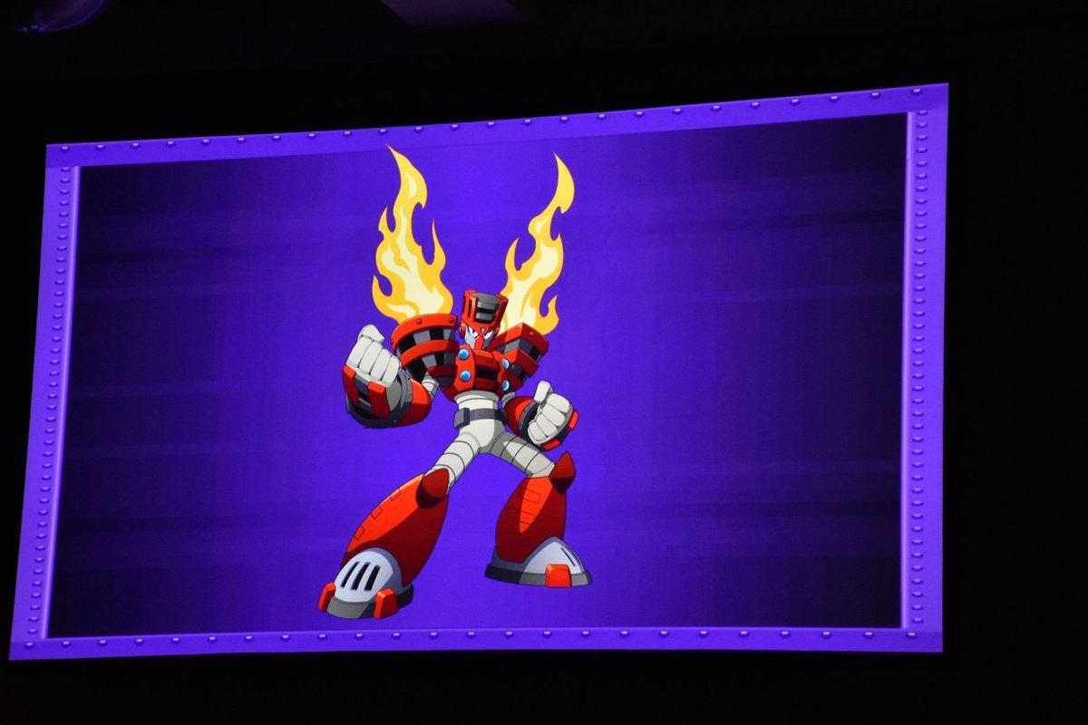 Mega Man 11 Reveals Torch Man Nintendo Everything