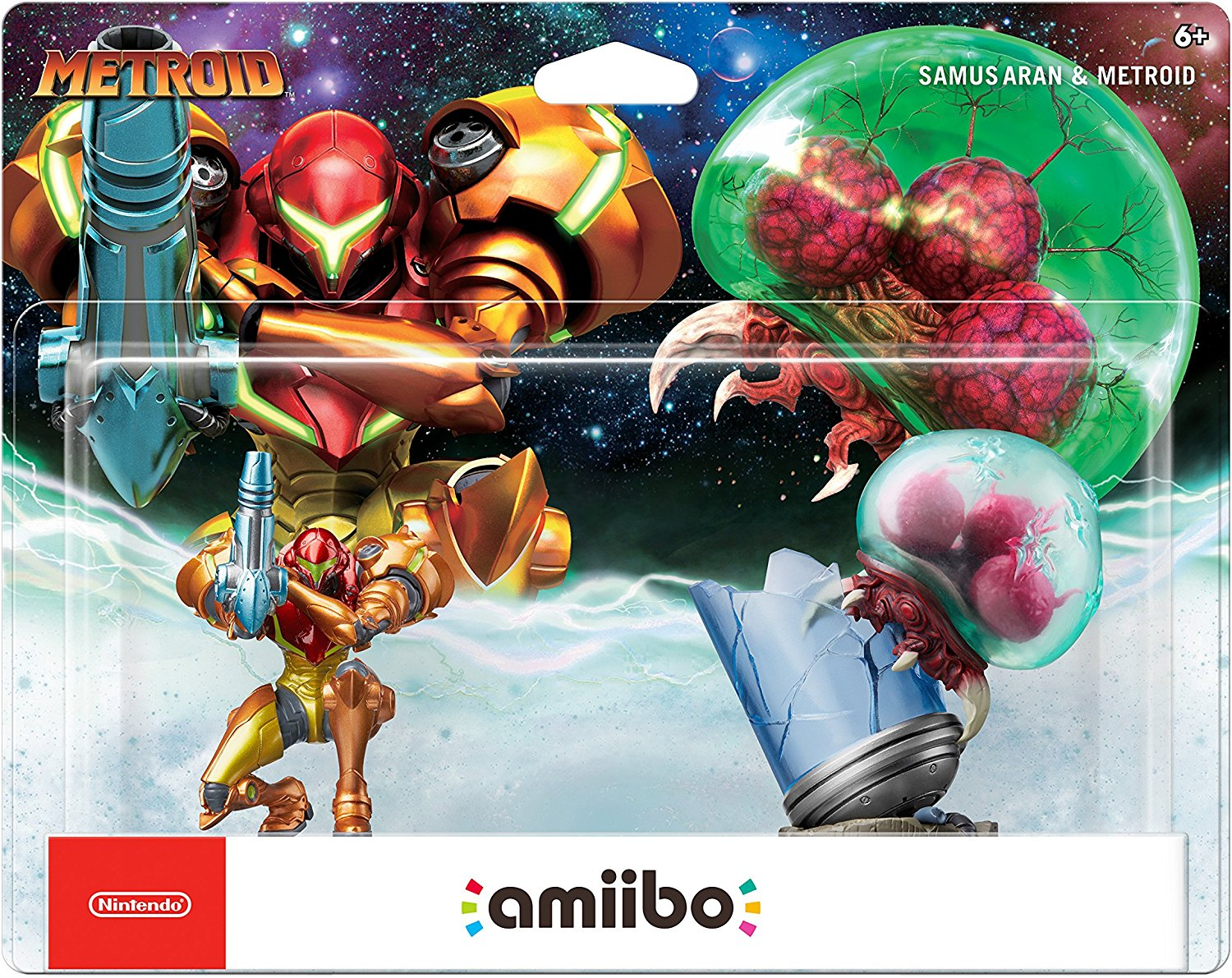 How the Metroid amiibo work in Metroid  Samus Returns   Nintendo     Metroid  Samus Returns will have plenty of amiibo functionality when the  game launches in September  You ll be able to use the new Samus and Metroid  figures