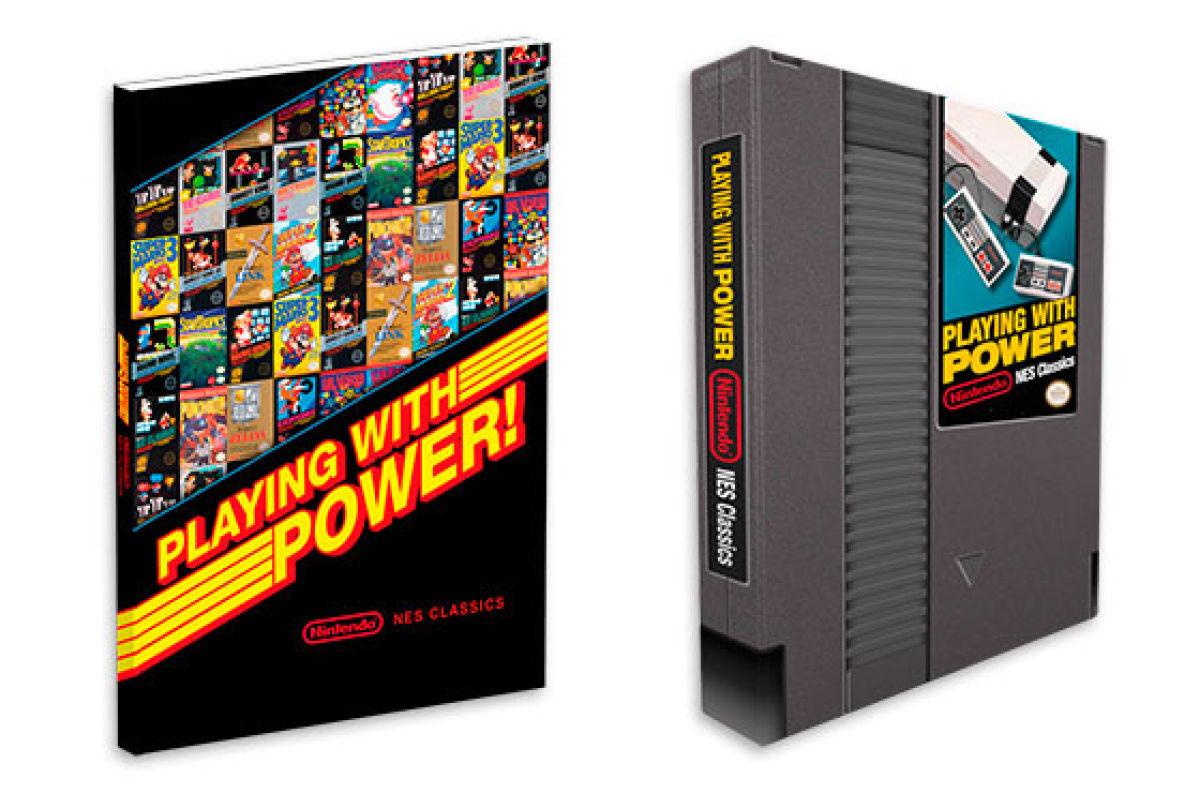 A Sneak Peek Inside Playing With Power Nintendo NES