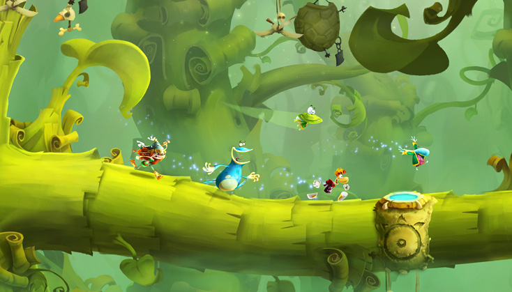 New Ubisoft Sale On The North American Wii U And 3DS
