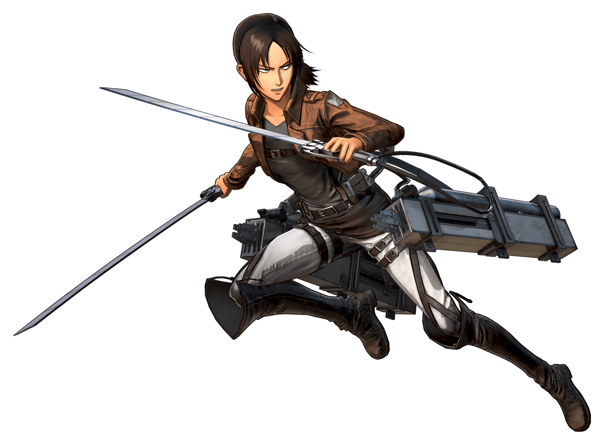 Attack On Titan 2 Details Characters And Systems