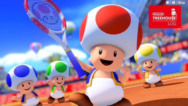 Mario Tennis Aces Speedy And Tricky Characters Detailed New Screenshots Nintendo Everything