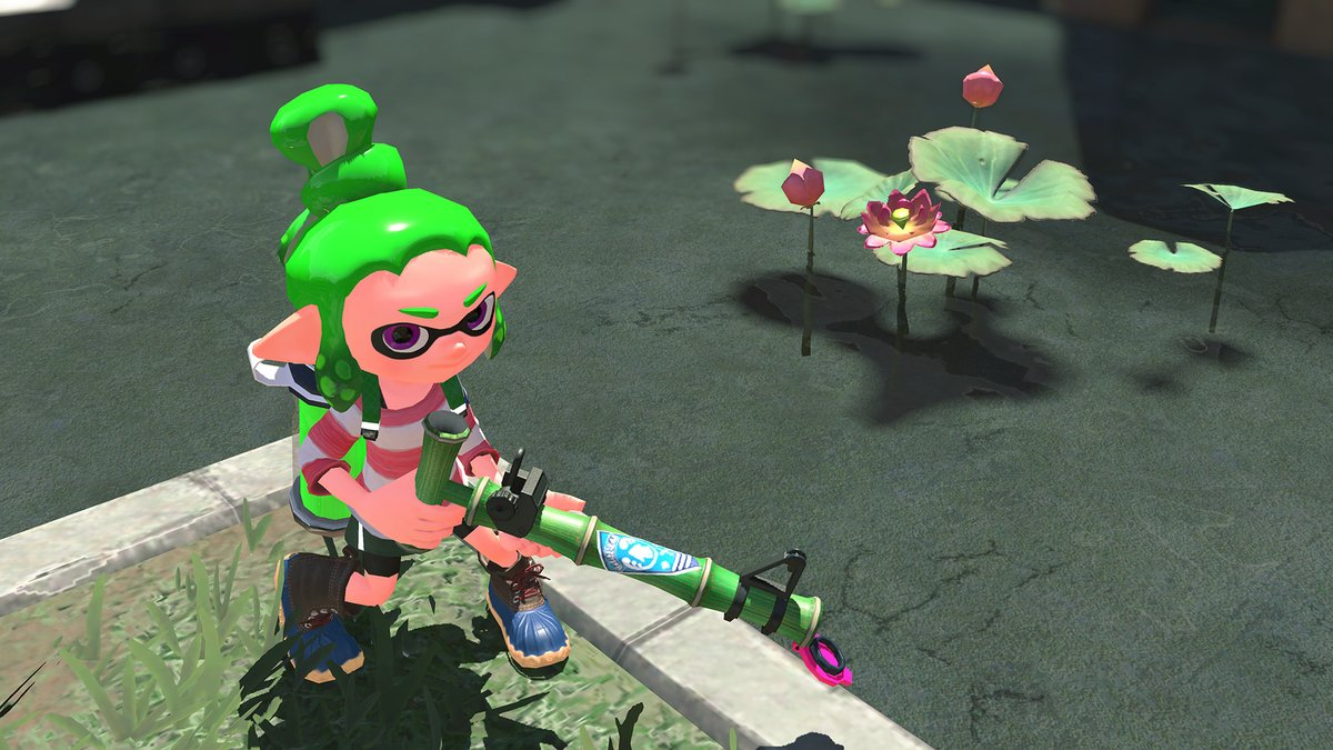 Splatoon 2 New Weapons New Albacore Hotel Stage And X
