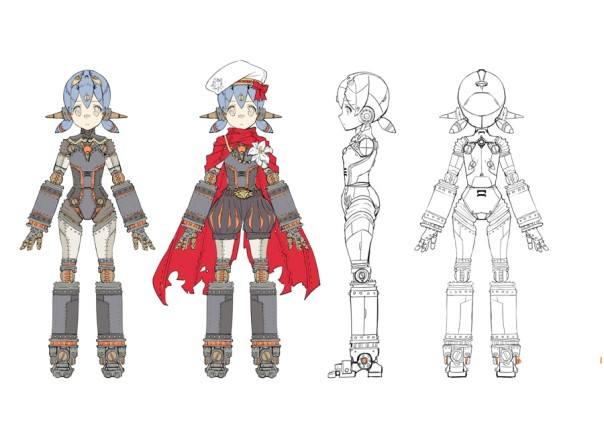 Masatsugu Saito On Designing Xenoblade Chronicles 2s Main Characters Nintendo Everything