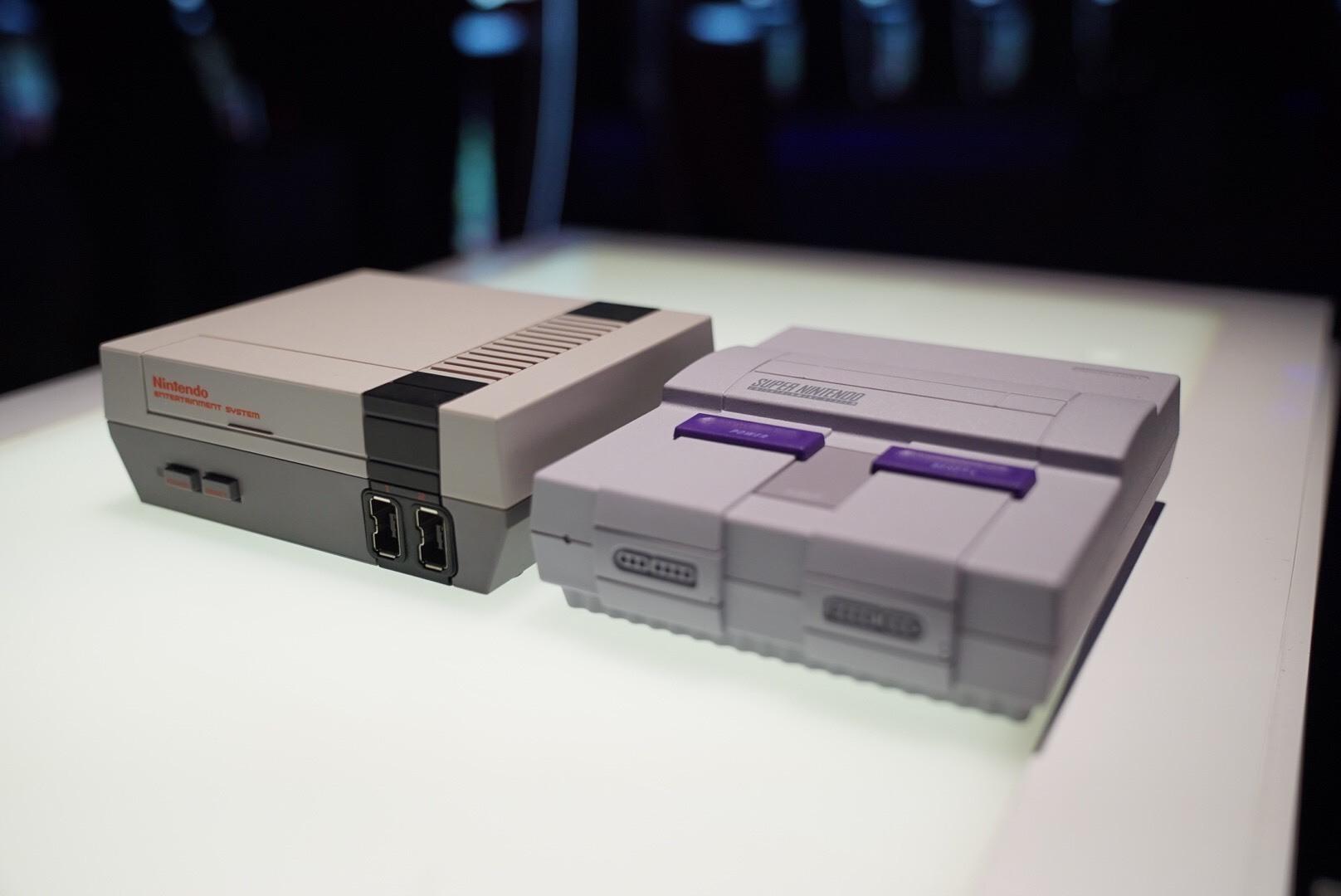 Photos Of The Super NES Classic Edition Nintendo Everything