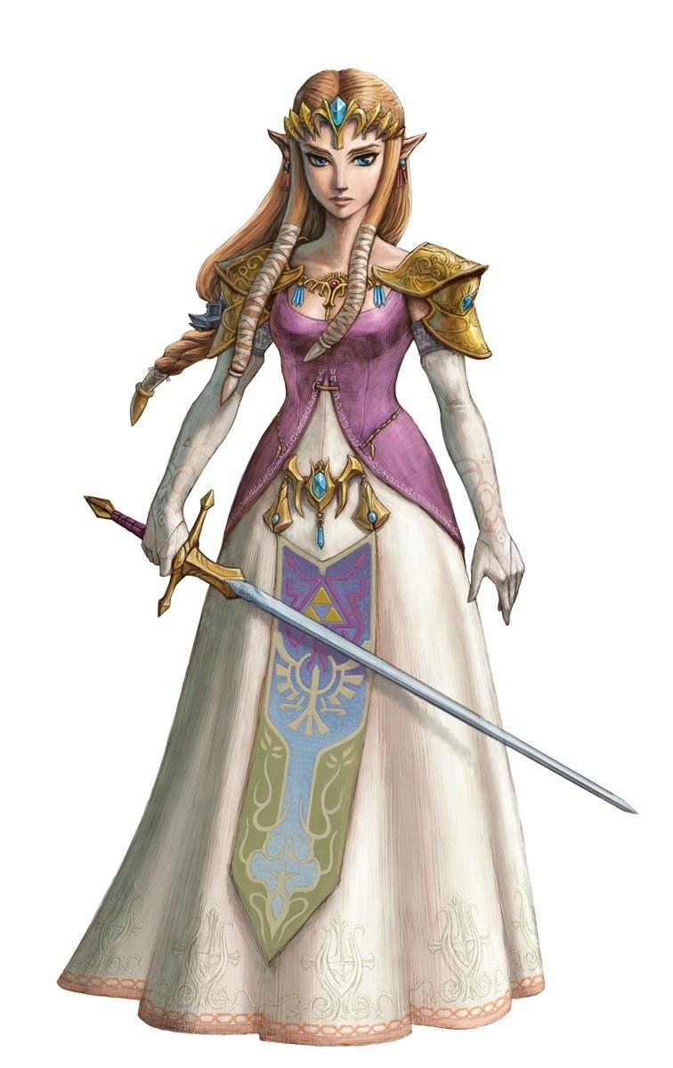 Zelda Twilight Princess HD Art Nintendo Everything