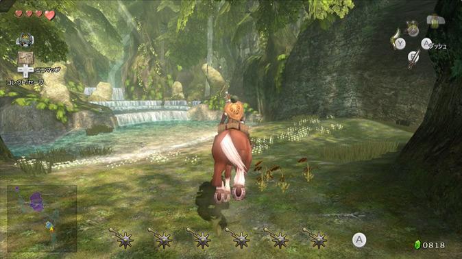 Zelda Twilight Princess HD GamePad Usage Mirrored Mode With Extra Damage More Nintendo