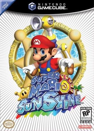 """Résultat de recherche d'images pour """"mario sunshine gamecube"""""""