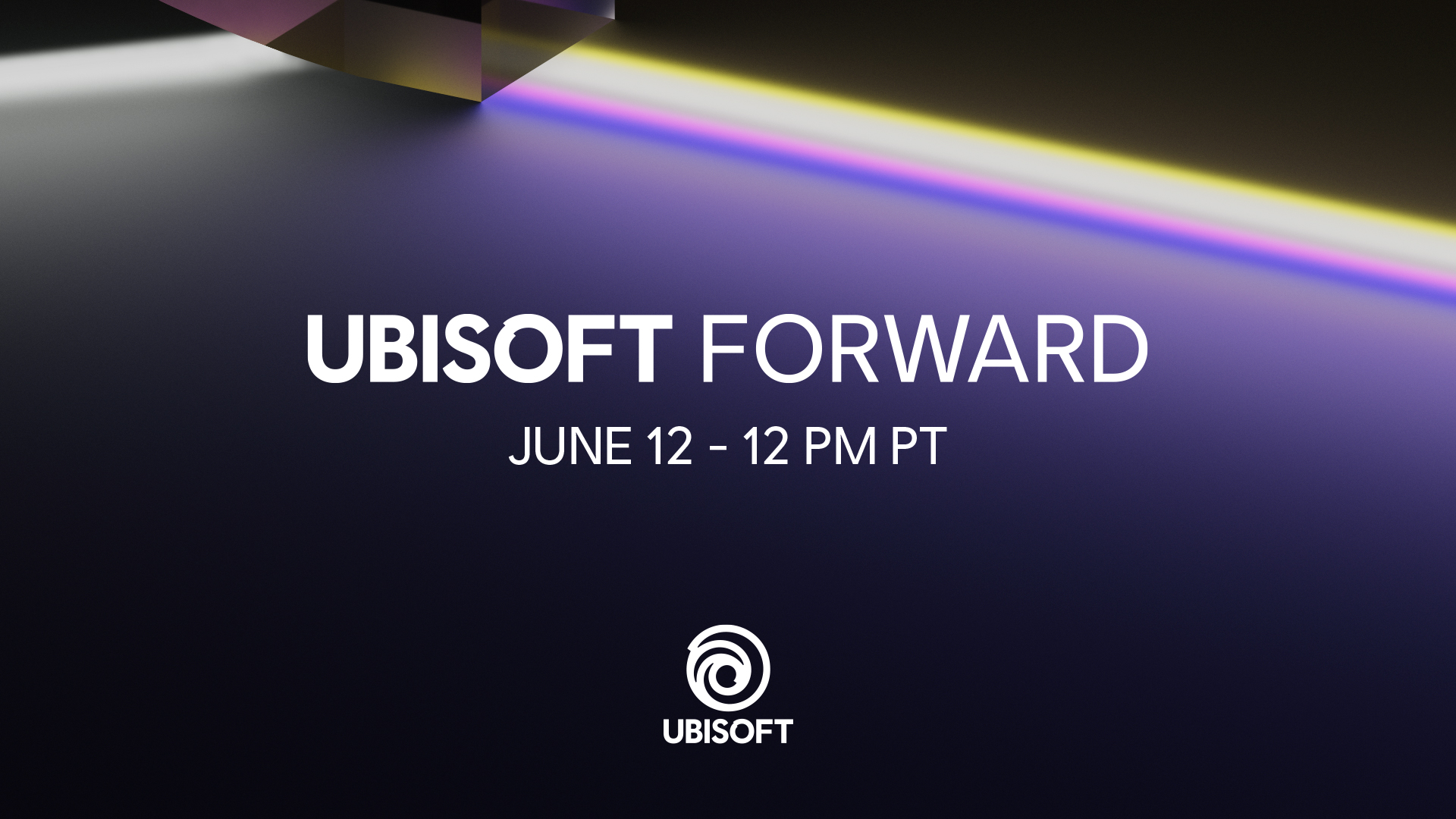 Ubisoft Forward for E3 2021 Announced