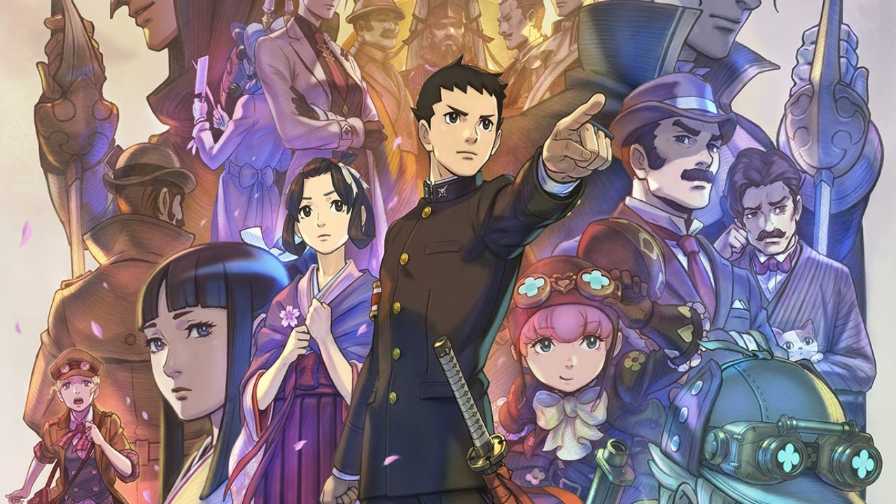 The Great Ace Attorney Chronicles Localized and Releasing in July