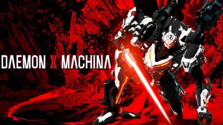 DAEMON X MACHINA ARTBOOK OUT THIS MONTH IN JAPAN 1
