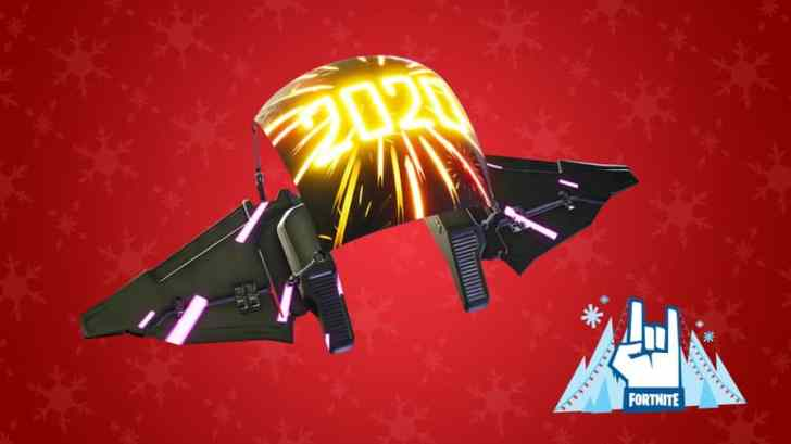 Free 2020 Glider Now Available In Fortnite 7