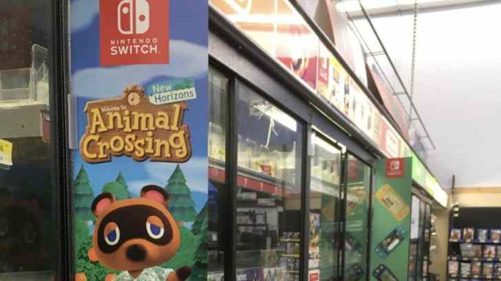 Animal Crossing: New Horizons Advertisement Pops Up In Canada 1