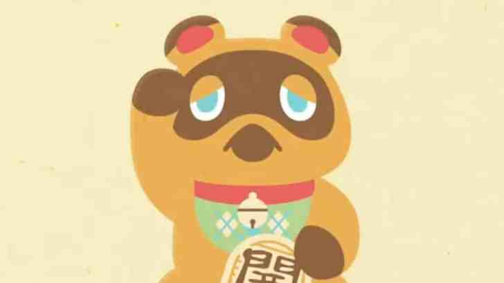 Nintendo Shares New Year's Animation With Animal Crossing Characters 1