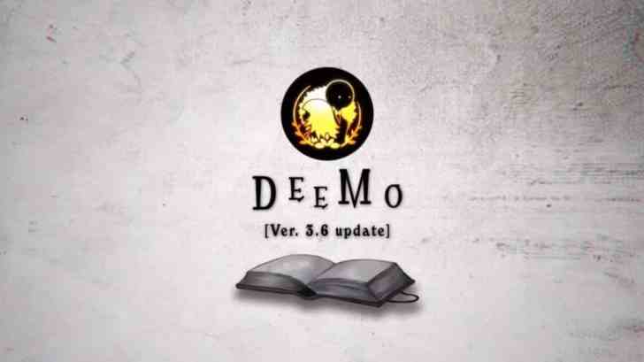 Deemo Version 3.6 Update Coming Soon, Contents Teased In New Trailer 1
