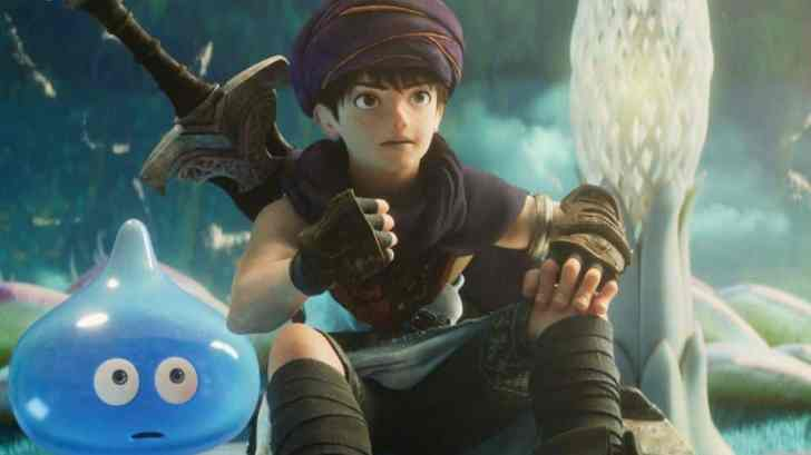 Dragon Quest: Your Story Will Be Released As a Netflix Original Movie Outside Of Japan 1