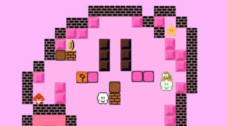 Fan Art: Kirby X Super Mario Bros. Nintendo Tokyo Style 2