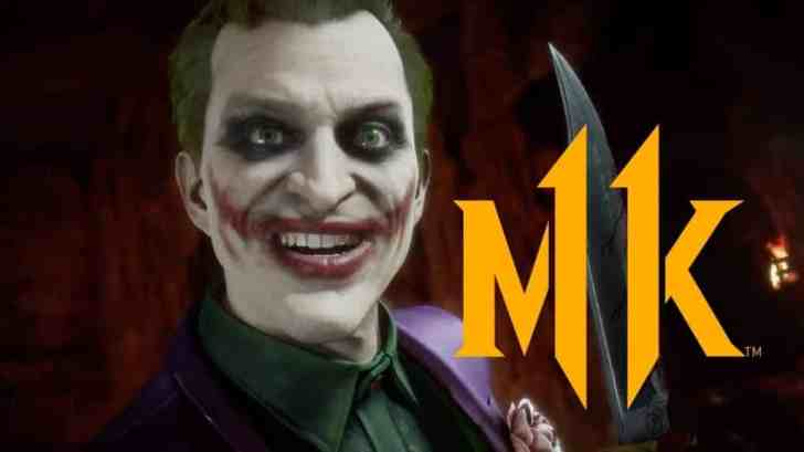Catch Up On Mortal Kombat 11's Joker Kombat Kast Presentation 16