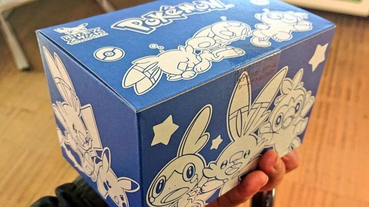 Pokemon Stand Packages Receive A New Design 1