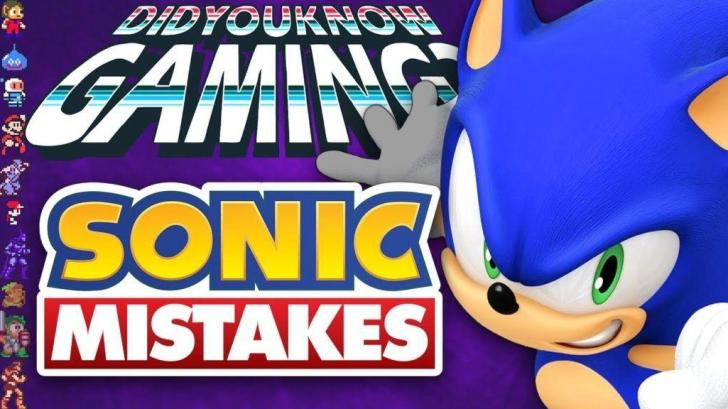 Did You Know Gaming Examines Various Mistakes In Sonic Games 1