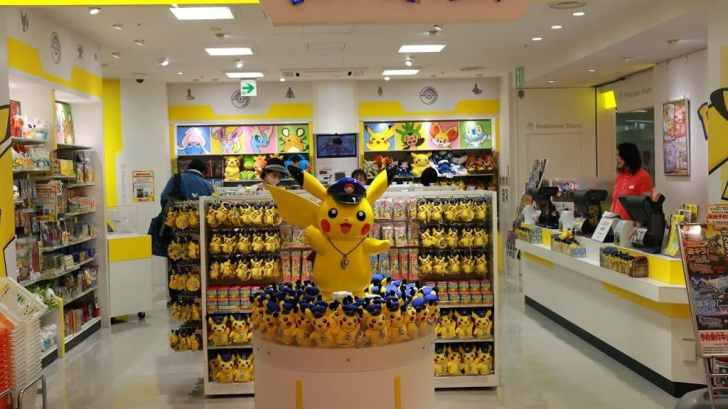 Pokemon Store Tokyo Station To Have Shorter Operating Hours For Renovation Work 1