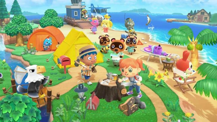 Americas eShop Update: Animal Crossing New Horizons, Exit The Gungeon, DOOM 64 8