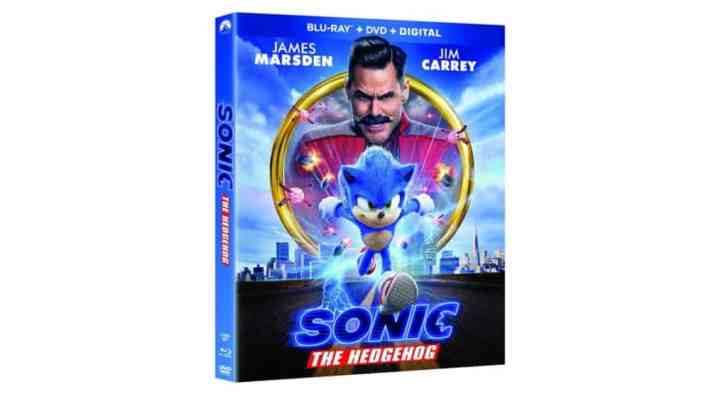 Sonic the Hedgehog Movie Releasing Digitally March 31st, Physically On May 19th 11