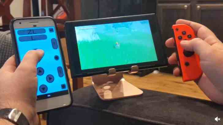 Transform Your Smartphone Into A Joy-Con With This App 1