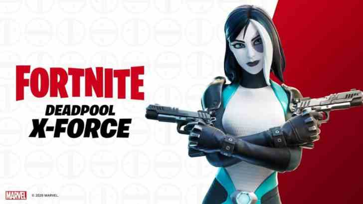 X-Force Joins Deadpool In Fortnite Crossover 2