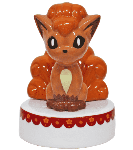 Otaru Music Box Releases Officially Licensed Vulpix Plushies 4