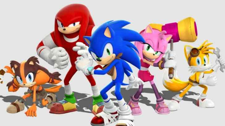 "Sonic Chief Brand Officer Says There Are Currently ""No Plans"" For New Sonic Boom Games 1"