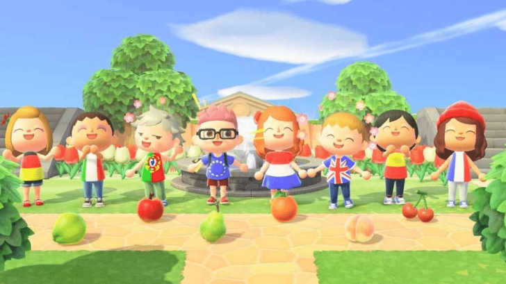 Animal Crossing: New Horizons Stays In Its No. 1 Spot For 4 Weeks In France 1