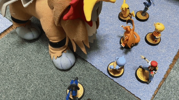 Japanese Recreate Pokemon Dynamax Scenes With Plushies And Toys 1