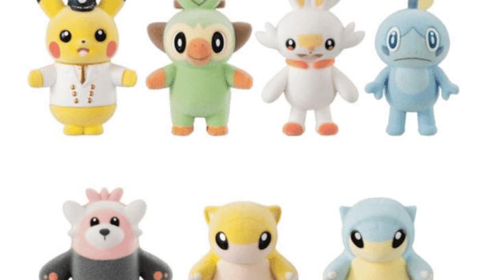 Pokemon Mini Furry Mascot Dolls Series 5 Announced In Japan 1
