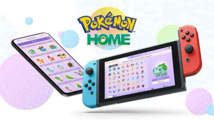 POKEMON HOME UPDATED TO VERSION 1.1.1 ON SWITCH, FIXES ISLE OF ARMOR POKEDEX BUG 2