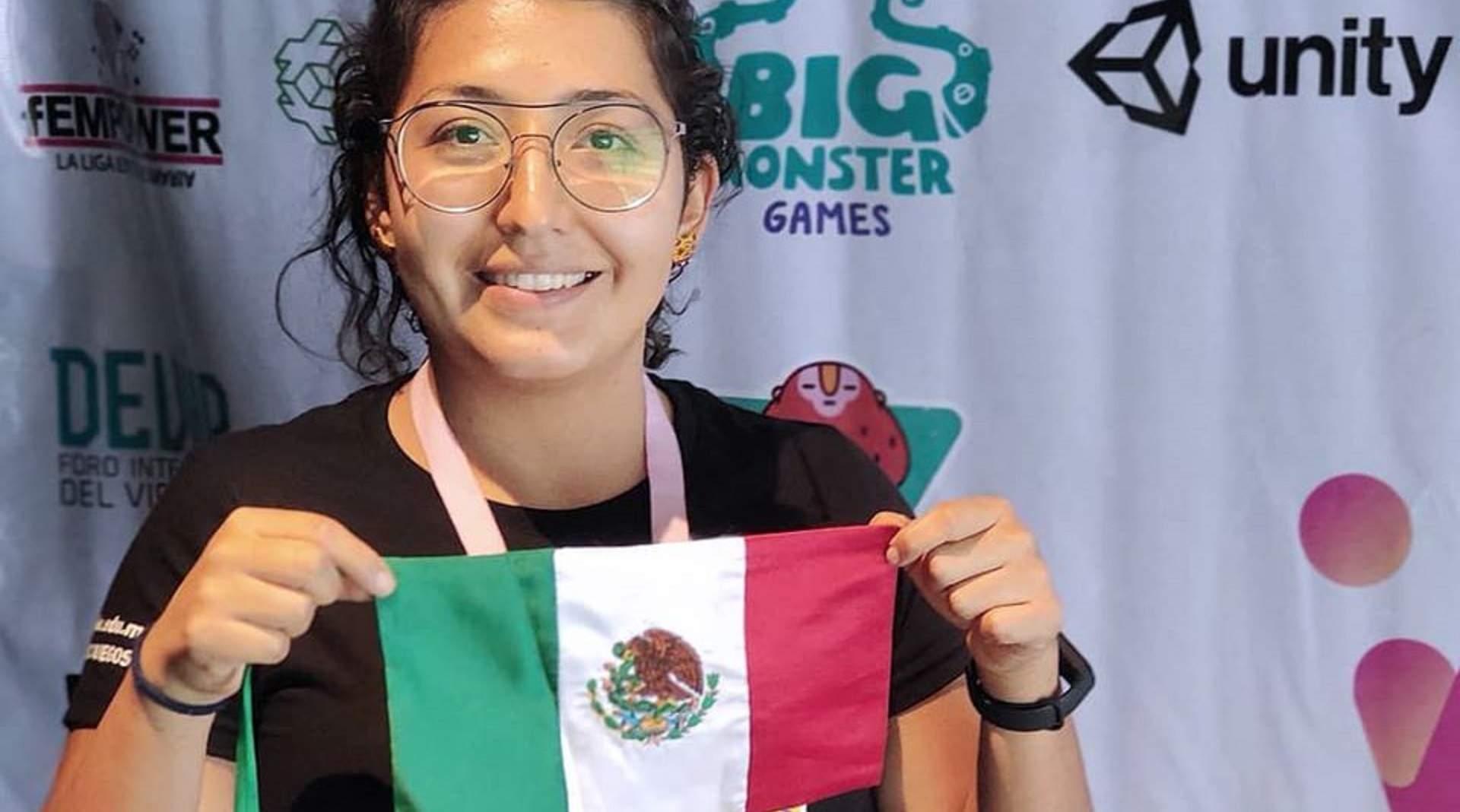 """Nombran """"Game Changer"""" a mexicana creadora de Women In Gamex"""