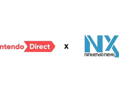 Nintendo Direct Live